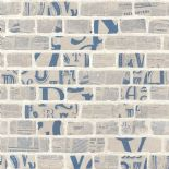 Words Wallpaper Brickwords WRD 6711 60 32 WRD67116032 By Caselio